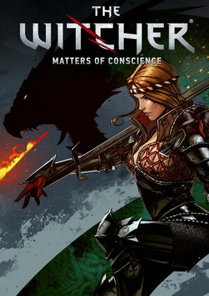 Matters of Conscience comic cover
