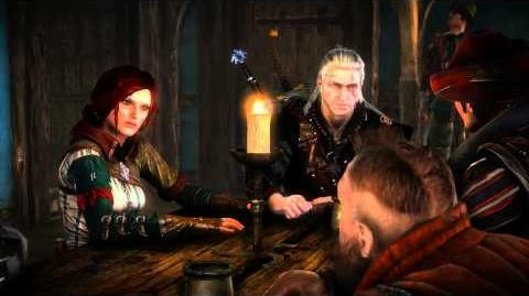 Reunion with Dandelion and Zoltan (The Witcher 2) HD