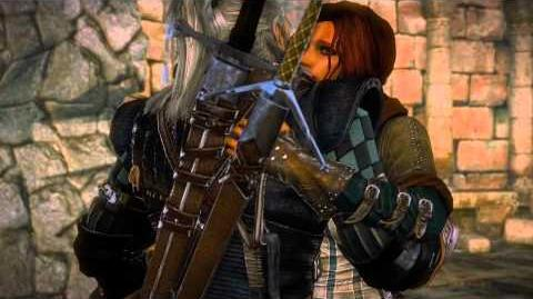 The Witcher 2 Launch Trailer - Love & Blood