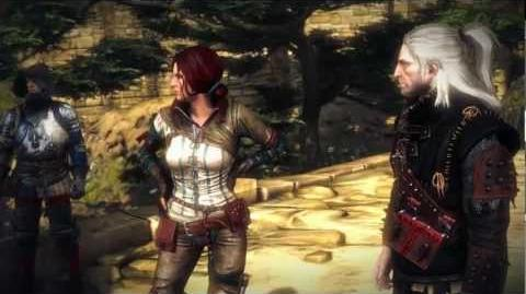 Trial by Fire (The Witcher 2) HD