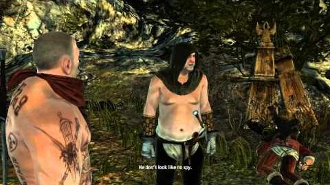 The Witcher 2 - Troll Trouble DLC - Part 2