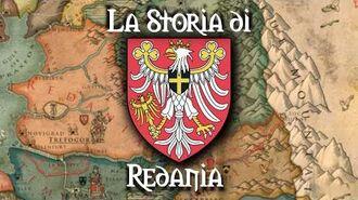 The Witcher Lore ITA- Regni Settentrionali - La Storia di Redania