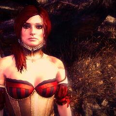 Sabrina Glevissig in The Witcher 2