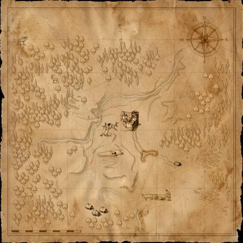 Mappa dei Campi