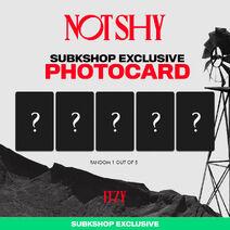 Not Shy SUBKSHOP Exclusive 2