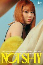 Itzy Not Shy Chaeryeong Teaser 1