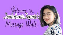 ITZY Wiki Message Wall Header IT'z ME era.