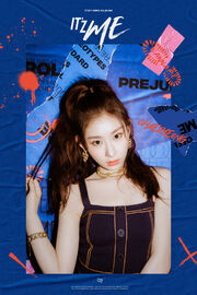 IT'z ME Chaeryeong Promotional Picture (3)