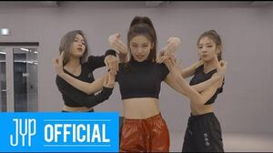 "ITZY ""WANNABE"" Dance Practice (Moving Ver"