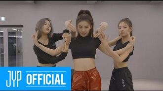 "ITZY ""WANNABE"" Dance Practice (Moving Ver.)"