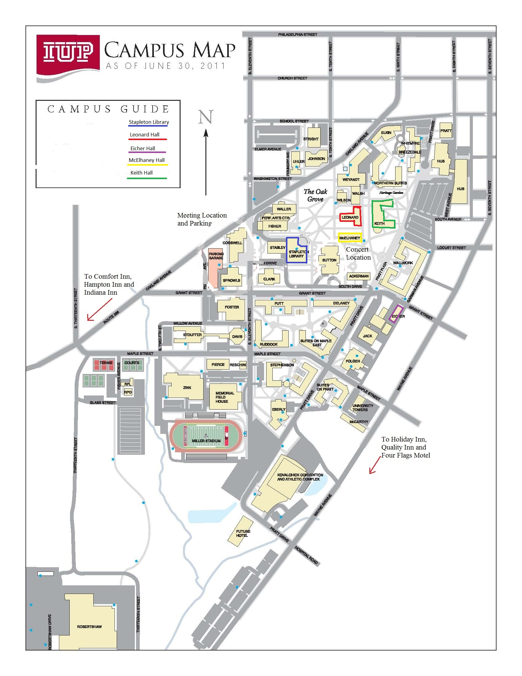 Image   IUP campus map. | IUPENGL101 Wiki | FANDOM powered by Wikia