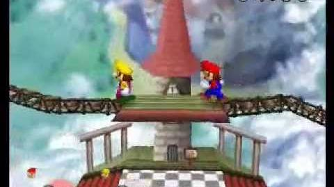 Super Mario 64 Bloopers Mario vs. Oiram-0