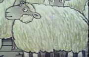 Ivor the engine sheep
