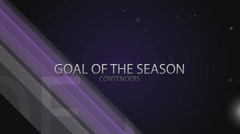 Goal of the Season Contenders for FIFA 15 (2014–2015 season)