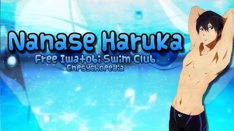 Nanase Haruka Free! Iwatobi Swim Club Character Spotlight