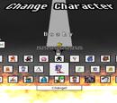 Default Characters