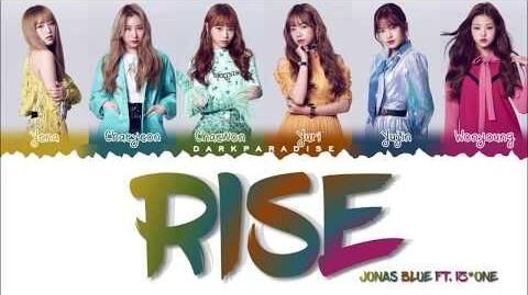 Jonas Blue – Rise ft