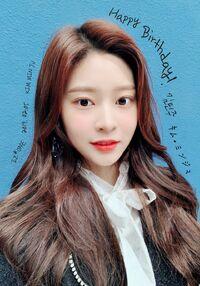 Minju Birthday 2019