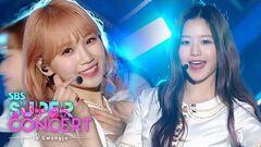 IZ ONE - UPㅣ아이즈원 - 하늘 위로 SBS Super Concert in Gwangju Ep 1
