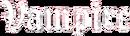 Vampire logo