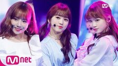 IZ*ONE - La Vie en Rose KPOP TV Show M COUNTDOWN 181115 EP