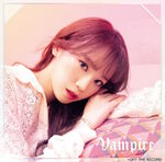 Chaewon Vampire Album Cover