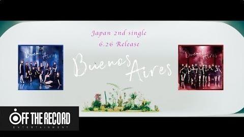IZ*ONE (아이즈원) - Buenos Aires Digest Trailer