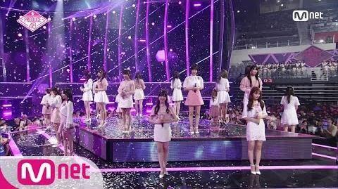ENG sub PRODUCE48 단독 최종회 꿈을 꾸는 동안 생방송 무대 180831 EP