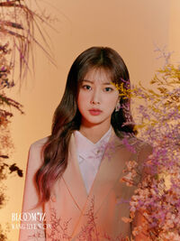 Hyewon BLOOM*IZ I WILL