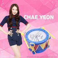 Chaeyeon SUPERSTAR Campaign