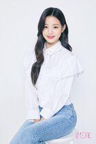 Wonyoung Debut Profile