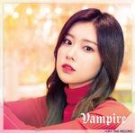 Hyewon Vampire Cover
