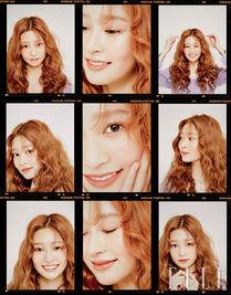 Minju ELLE Magazine 2