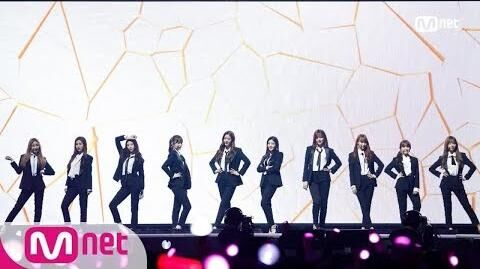 IZ*ONE The Boys Girl's Generation│2018 MAMA FANS' CHOICE in JAPAN 181212