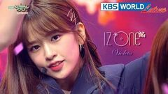 IZ*ONE - Violeta I 아이즈원 - 비올레타 Music Bank 2019.04