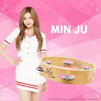 Minju SUPERSTAR Campaign