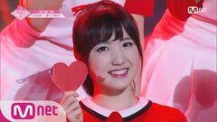 PRODUCE48 단독 직캠 일대일아이컨택ㅣ혼다 히토미 - I.O.I ♬너무너무너무 1조 @그룹 배틀 180629 EP