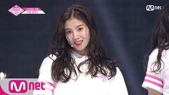 PRODUCE48 단독 직캠 일대일아이컨택ㅣ권은비 - ♬내꺼야 180629 EP