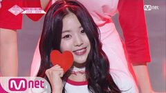 PRODUCE48 단독 직캠 일대일아이컨택ㅣ장원영 - I.O.I ♬너무너무너무 1조 @그룹 배틀 180629 EP