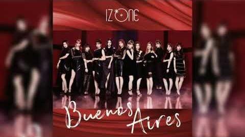 LEAK IZ*ONE - Buenos Aires (Official Instrumental) DL