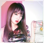 Yena Vampire Album Cover