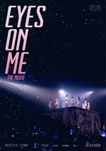 Eyes On Me The Movie Poster Premier in Thailand