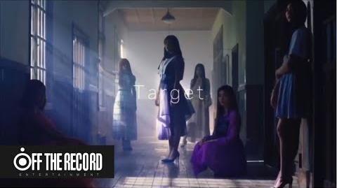 IZ*ONE - Target 【MV】