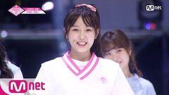 PRODUCE48 단독 직캠 일대일아이컨택ㅣ최예나 - ♬내꺼야 180629 EP