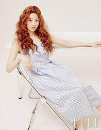 Minju ELLE Magazine 1