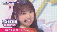 Show Champion 아이즈원 - 비올레타 (IZ*ONE - Violeta) l EP