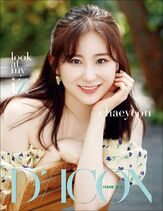 Dicon Cover Chaeyeon