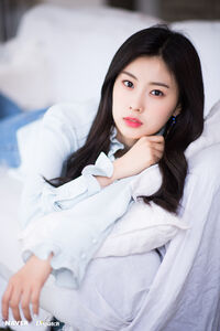 Naver x Dispatch Hyewon 6
