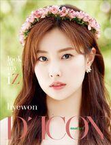 Dicon Cover Hyewon
