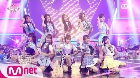 ENG sub PRODUCE48 최종회 앞으로 잘 부탁해 최종 데뷔 평가 무대 180831 EP